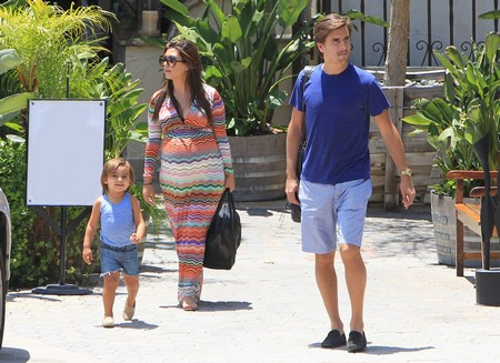 Kourtney Kardashian and Scott Disick Still Sleep Apart