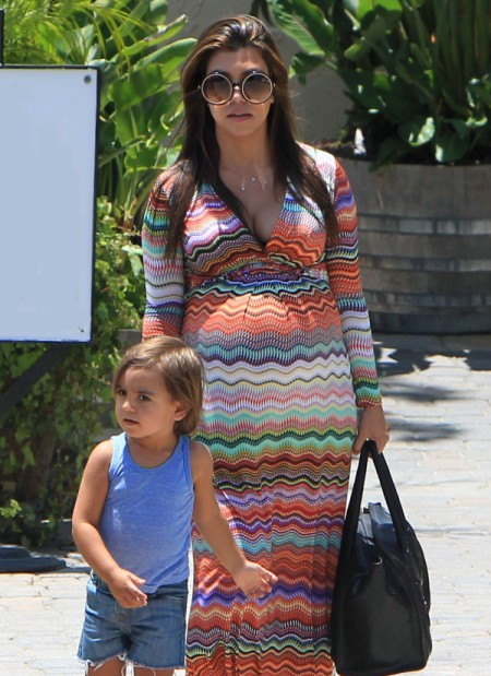 Kourtney Kardashian Delivers Baby Girl, Penelope Scotland Disick!