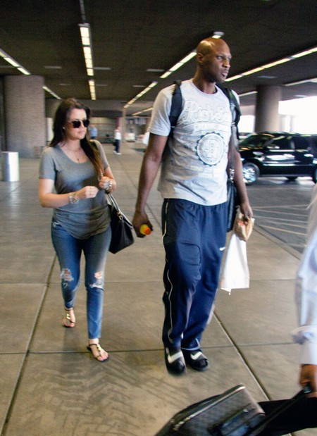 Lamar Odom Puts Baby Plans with Khloe Kardashian On Hold