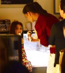 Katie Holmes And Suri Cruise Get Some Late Night Ice Cream 0704