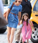 Another Fun Outing In NYC For Katie Holmes And Suri Cruise 0711
