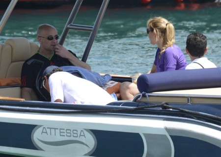 Andre Agassi And Steffi Graf Vacation With Their Future Star Athlete Children