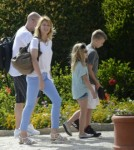 Andre Agassi And Steffi Graf Vacation With Their Future Star Athlete Children 0711