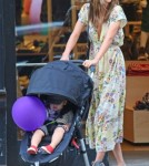 Miranda Kerr Shops With Son Amid Epidural Comment Uproar 0712