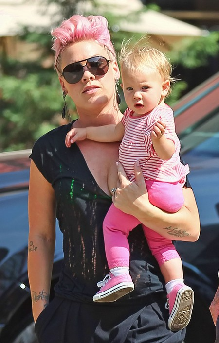 Pink's Daughter Willow Guest Stars On Her New Album