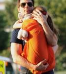 Tom Cruise Reunites With Suri Cruise 0718