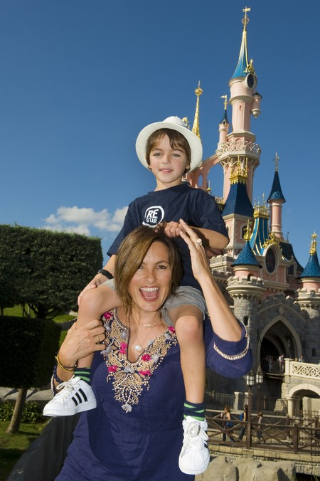 Mariska Hargitay's Children Are Fearless