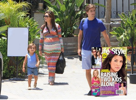 Kourtney Kardashian Hates Scott Disick And Wants To Kick Him Out!
