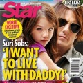 Eyewitness Details: Suri Cruise Wants To Live With her Dad Tom Cruise
