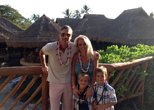 Britney Spears' 4th Of July Family Vacation In Hawaii