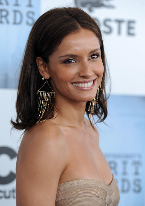 Leonor Varela at the 2009 Film Independent's Spirit Awards