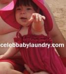 Celeb Baby Laundry - Ava Pointing