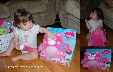 CBL Giveaway: 'Singalongz' Huggable Soft Plush Friend That Sings Along With You