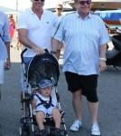 Elton John and Neil Patrick Harris Join Families In Saint-Tropez 0803