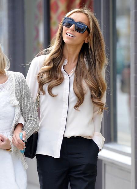 Giuliana Rancic Gets Advice from Kris Jenner