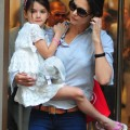 Suri Cruise Set To Become The Richest Little Girl In Hollywood