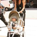 Ali Landry Takes Her Kids To The Doctor (Photos)