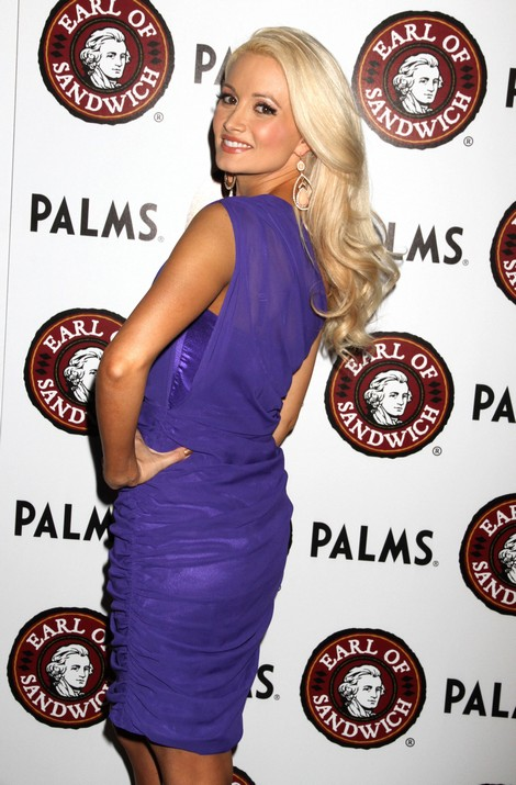 Holly Madison Is Pregnant!