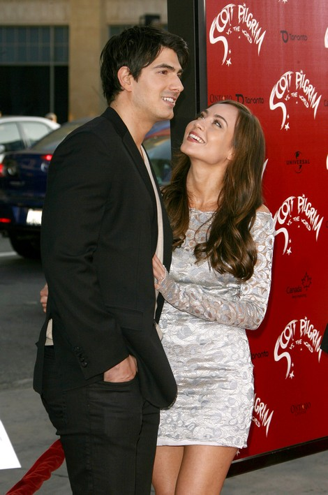 Brandon Routh and Courtney Ford Welcome A Baby Boy