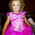 Honey Boo Boo Hits The Sparkle and Shine Pageant Stage