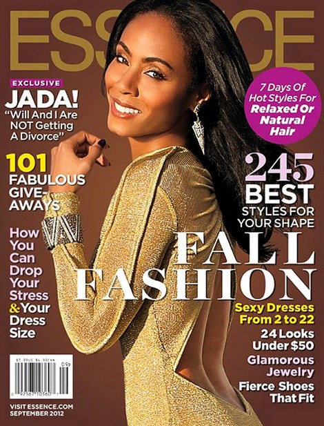 Jada Pinkett-Smith: I'm Happy Willow Can Just Be Who She Is