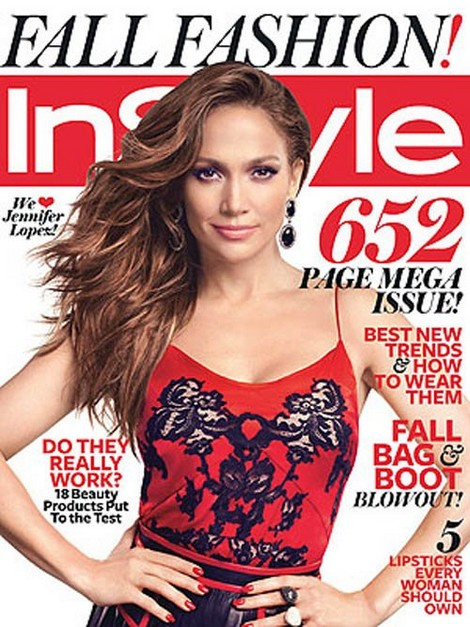 Jennifer Lopez Talks About Being A Parent