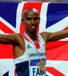 Double Olympic Gold Medalist Mo Farah Is A Daddy To Twin Girls!