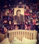 Paris Jackson's Bedroom Revealed: She Is Michael Jackson's Biggest Fan (Photo)