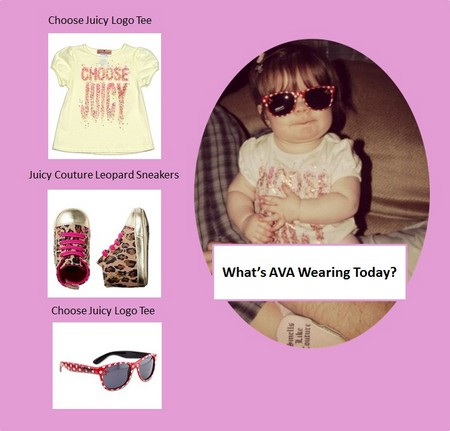 Juicy Couture Tee & Disney Sunglasses: If Celeb Moms Have 'em, So Should You!