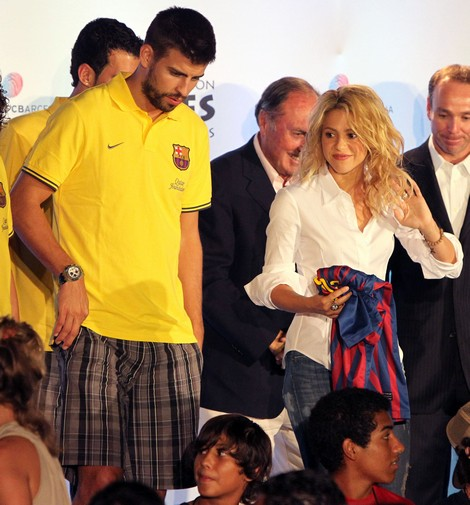 Shakira Confirms She Is PREGNANT!