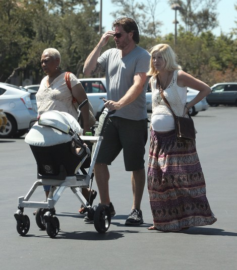 Tori Spelling Wants To Adopt In The Future
