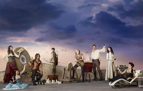 "Once Upon a Time Season 2 Premiere ""Broken"" Live Recap 9/30/12"