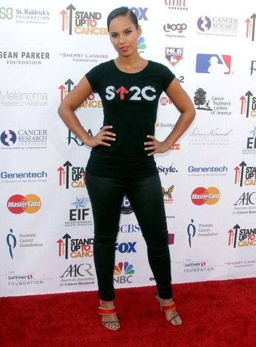 Alicia Keys' Son Egypt Is Potty Trained