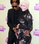 Amber Rose Pregnant MTV VMA 2012