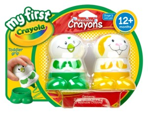 Ava's First Crayola Crayon Adventure