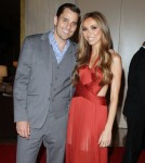 Giuliana and Bill Rancic at the Gracie Awards Gala held at The Beverly Hilton Hotel in Beverly Hills, California on May 22nd, 2012.