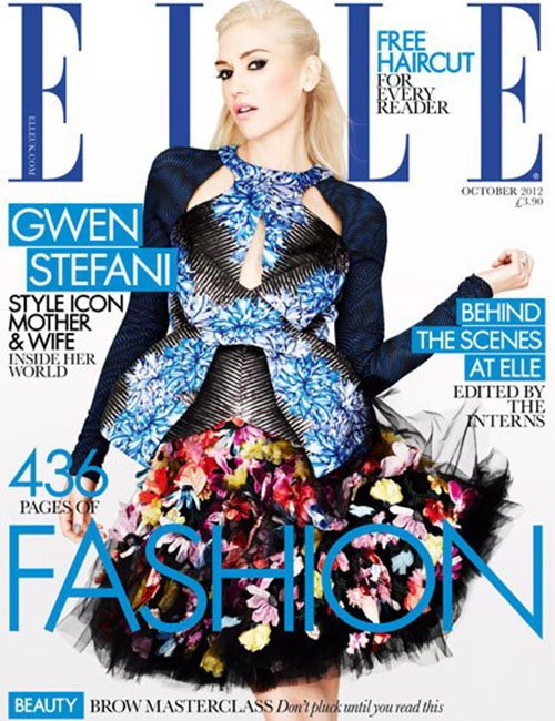 "Gwen Stefani: Motherhood Can Be ""Overwhelming"""