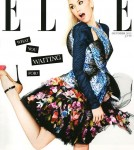 Gwen Stefani Elle UK October 2012