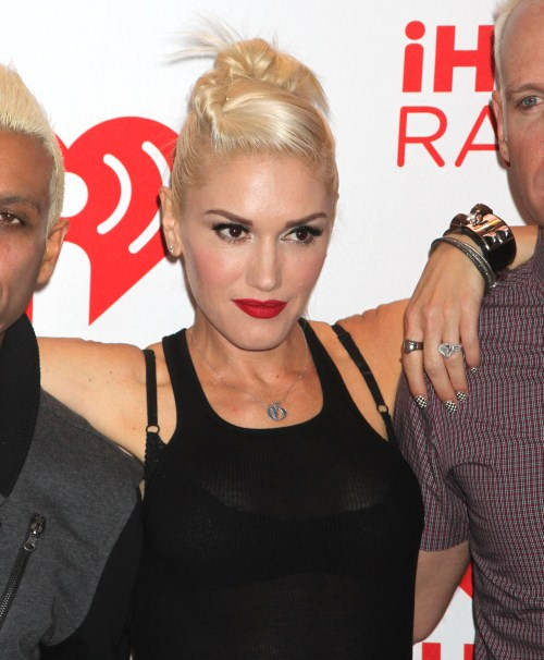 Gwen Stefani at the 2012 iHeartRadio Music Festival Day 1 in the MGM Grand Garden Arena at the MGM Grand Hotel & Casino in Las Vegas, Nevada on September 21, 2012.
