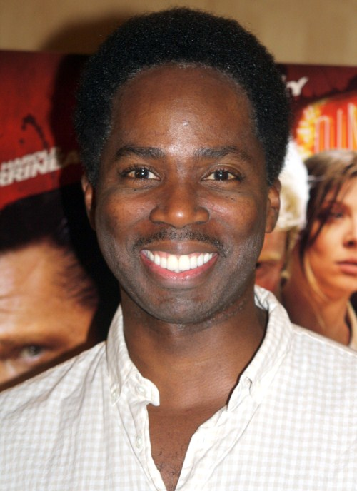 "Harold Perrineau attends the premiere of ""The Killing Jar"" in Los Angeles California on March 17, 2010."