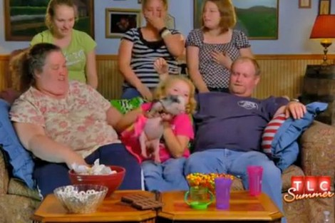 Honey Boo Boo's Mom June Shannon Worried That Her Daughter's Fathers Will Want Money