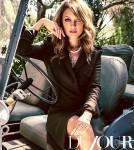 Nicole RIchie In Dejour Magazine