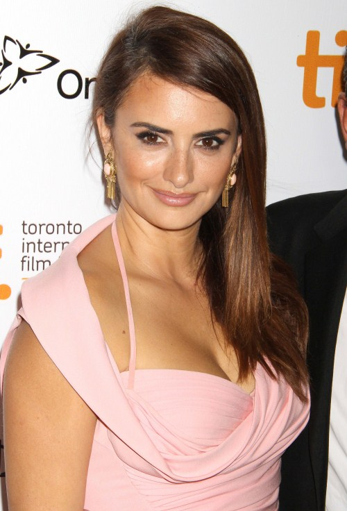 Penelope Cruz at the 'Twice Born' premiere at TIFF in Toronto, Canada on September 13th, 2012.