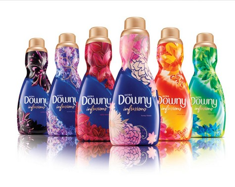 CBL Review & Giveaway: Downy Infusions Fabric Softener