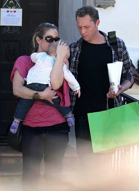 Christina Applegate's Sadie Grace Suffering from the Terrible Twos