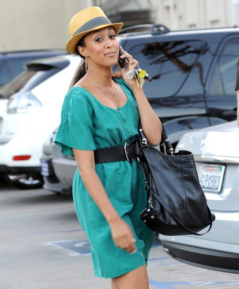 Sister Sister Star Tamera Mowry Due Any Day Now, Enjoying Her Last Few Days Of Peace and Quiet