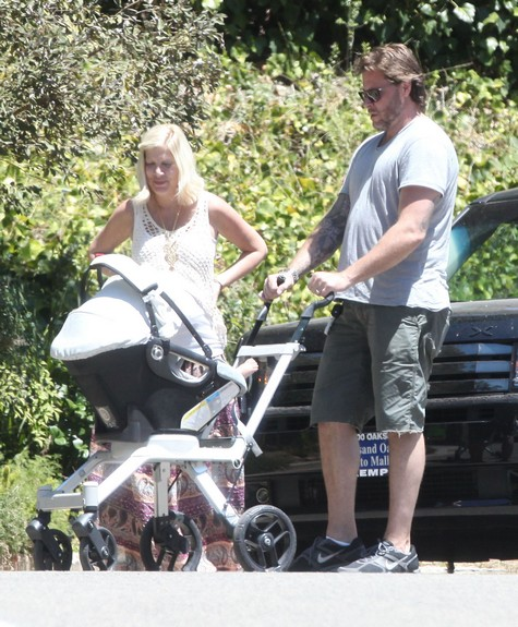 Tori Spelling Credits Her Husband Dean McDermott with Saving Her Life