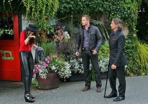 "Once Upon a Time Recap: Season 2 Episode 4 ""The Crocodile"" 10/21/12"