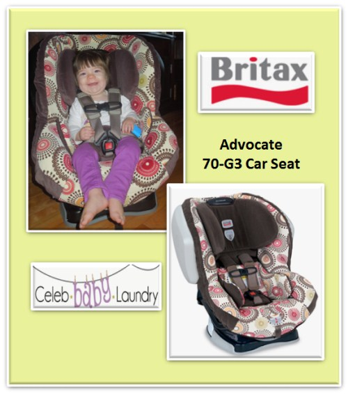 Safety You Can See: Britax Advocate 70-G3 Review