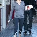 Ben Affleck & Jennifer Garner Take Seraphina To Breakfast